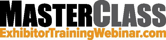 Exhbitor Training Webinar Retina Logo